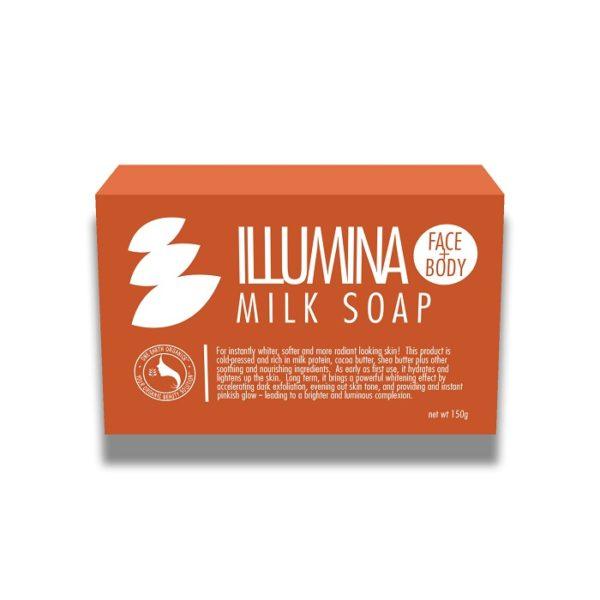 ILLUMINA MILK SOAP